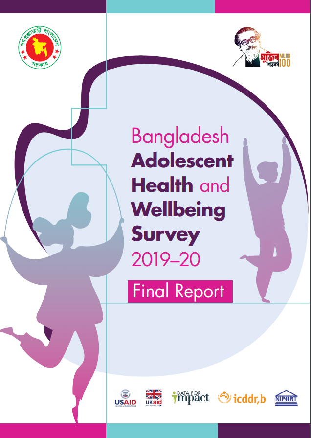 Bangladesh Adolescent Health and Wellbeing Survey 2019-20: Final Report